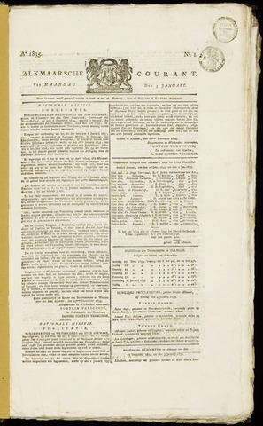 Alkmaarsche Courant 1835-01-05