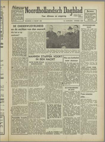 Nieuw Noordhollandsch Dagblad : voor Alkmaar en omgeving 1946-03-18