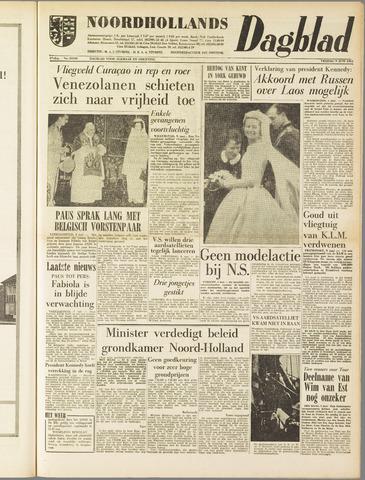Noordhollands Dagblad : dagblad voor Alkmaar en omgeving 1961-06-09