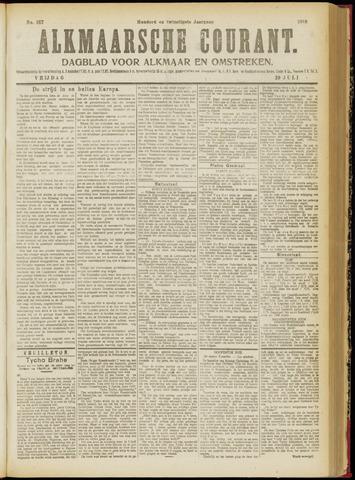 Alkmaarsche Courant 1918-07-19