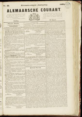 Alkmaarsche Courant 1865-03-19