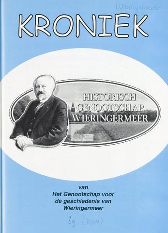 Kroniek Historisch Genootschap Wieringermeer 2004-12-01