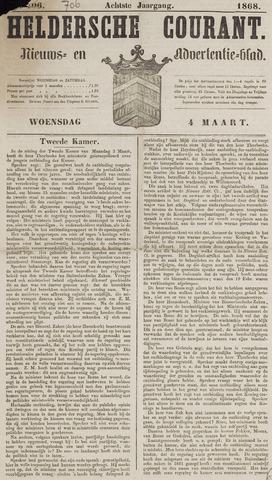 Heldersche Courant 1868-03-04