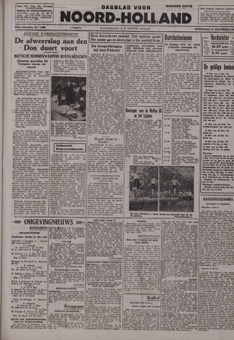 Dagblad Noord-Holland, Schager editie 1942-12-23