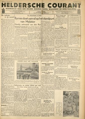 Heldersche Courant 1946-08-07