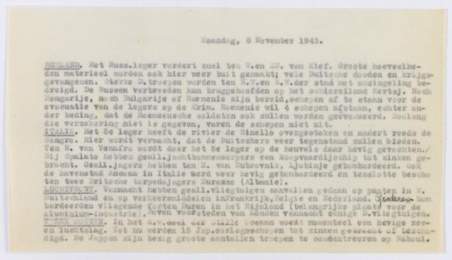 De Vrije Alkmaarder 1943-11-08