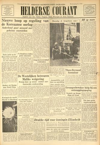 Heldersche Courant 1953-05-27