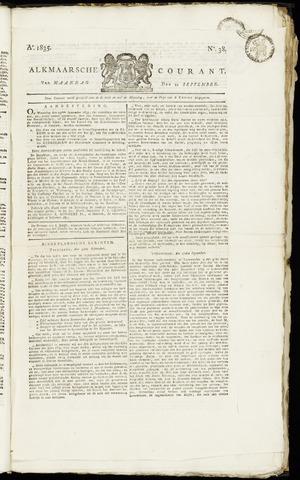 Alkmaarsche Courant 1835-09-21