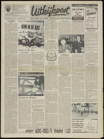 Uitkijkpost : nieuwsblad voor Heiloo e.o. 1989-03-29