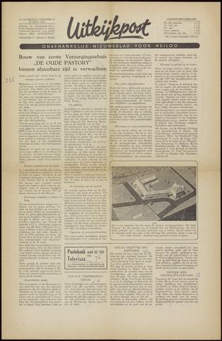 Uitkijkpost : nieuwsblad voor Heiloo e.o. 1956-06-29