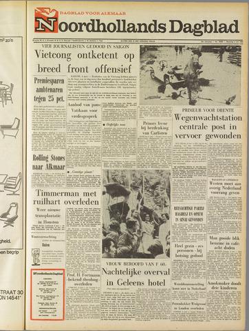 Noordhollands Dagblad : dagblad voor Alkmaar en omgeving 1968-05-06