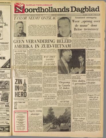 Noordhollands Dagblad : dagblad voor Alkmaar en omgeving 1965-07-09