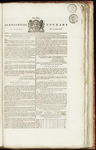 Alkmaarsche Courant 1829-01-19