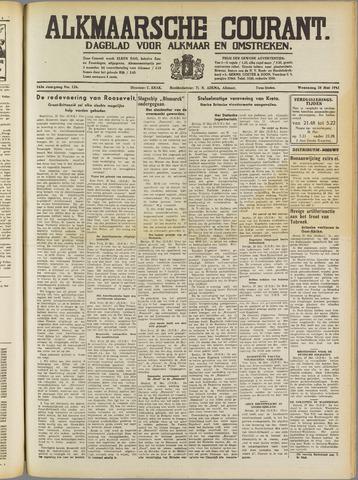 Alkmaarsche Courant 1941-05-28