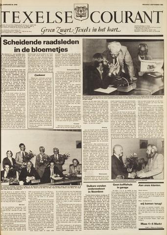 Texelsche Courant 1982-09-03