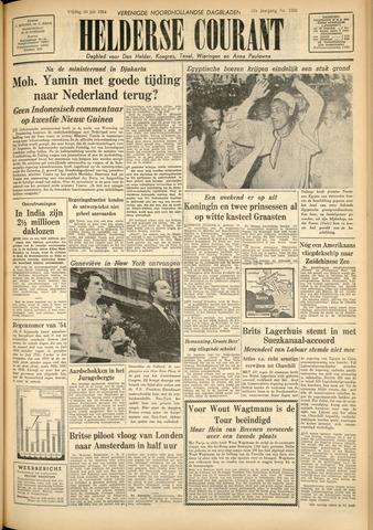 Heldersche Courant 1954-07-30