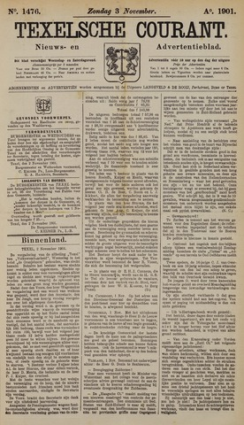 Texelsche Courant 1901-11-03