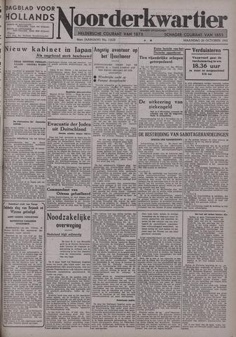 Dagblad voor Hollands Noorderkwartier 1941-10-20