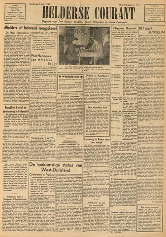 Heldersche Courant 1948-01-08