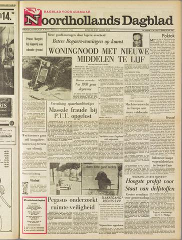 Noordhollands Dagblad : dagblad voor Alkmaar en omgeving 1965-05-25
