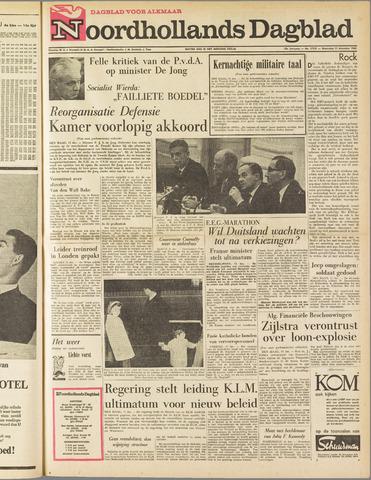 Noordhollands Dagblad : dagblad voor Alkmaar en omgeving 1963-12-11