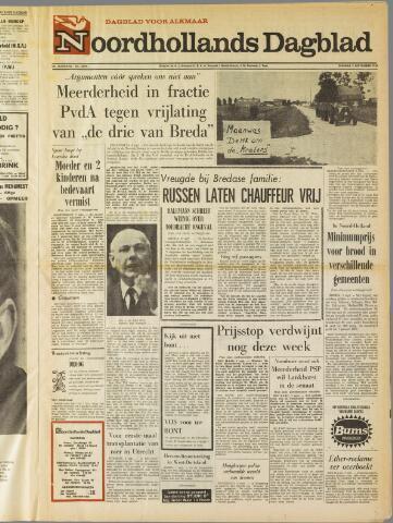 Noordhollands Dagblad : dagblad voor Alkmaar en omgeving 1969-09-02