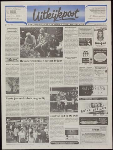 Uitkijkpost : nieuwsblad voor Heiloo e.o. 1999-07-21