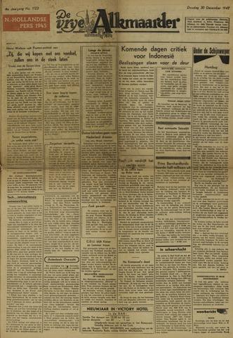 De Vrije Alkmaarder 1947-12-30
