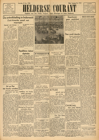 Heldersche Courant 1948-01-24