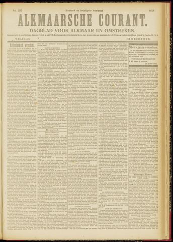 Alkmaarsche Courant 1918-12-13