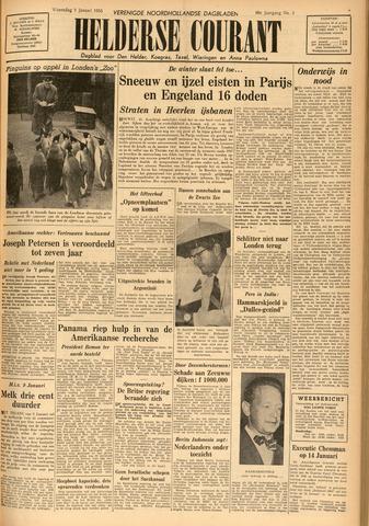 Heldersche Courant 1955-01-05