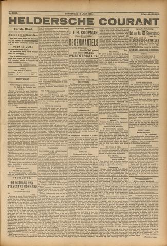 Heldersche Courant 1924-07-03