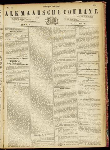 Alkmaarsche Courant 1878-10-20