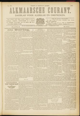 Alkmaarsche Courant 1917-07-23