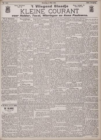 Vliegend blaadje : nieuws- en advertentiebode voor Den Helder 1906-05-19