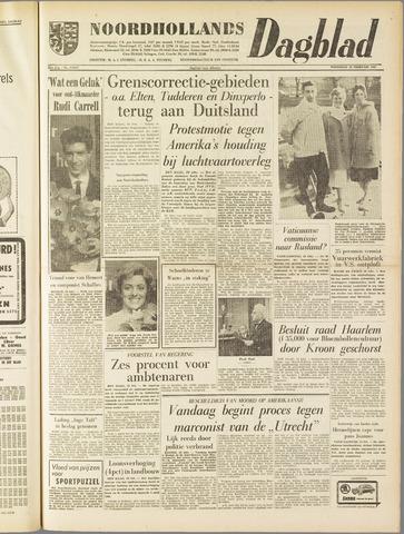 Noordhollands Dagblad : dagblad voor Alkmaar en omgeving 1960-02-10