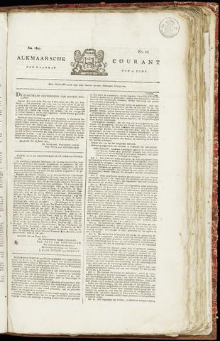 Alkmaarsche Courant 1821-06-25