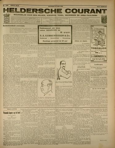 Heldersche Courant 1933-06-10