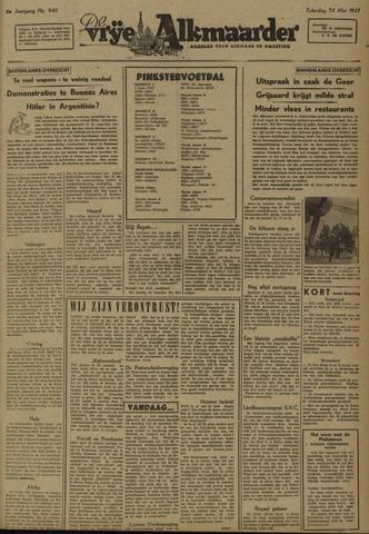 De Vrije Alkmaarder 1947-05-24