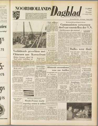 Noordhollands Dagblad : dagblad voor Alkmaar en omgeving 1953-05-30