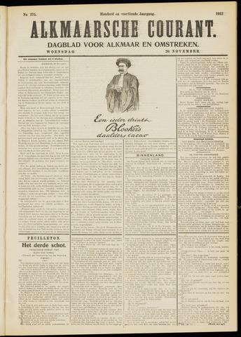 Alkmaarsche Courant 1912-11-20