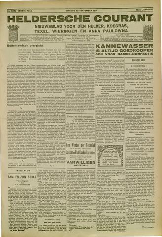 Heldersche Courant 1930-09-23