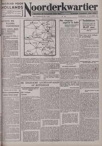 Dagblad voor Hollands Noorderkwartier 1941-10-15