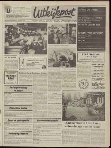 Uitkijkpost : nieuwsblad voor Heiloo e.o. 1985-07-31