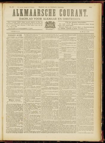 Alkmaarsche Courant 1919-03-14
