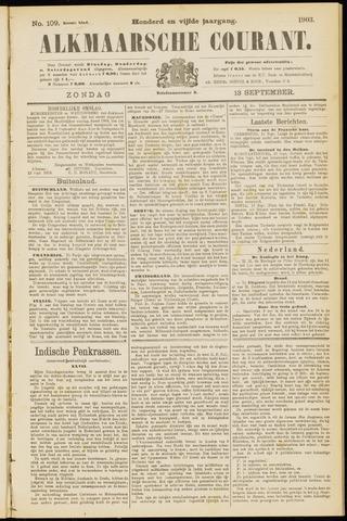 Alkmaarsche Courant 1903-09-13