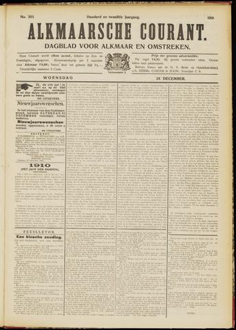 Alkmaarsche Courant 1910-12-28