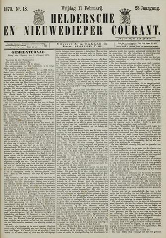 Heldersche en Nieuwedieper Courant 1870-02-11