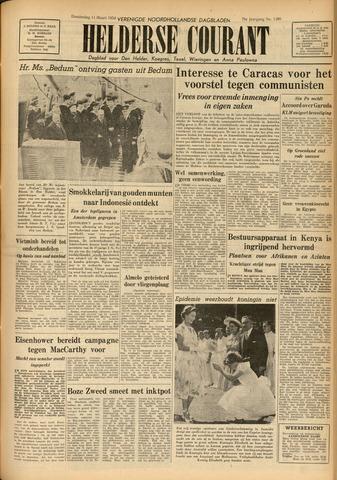 Heldersche Courant 1954-03-11