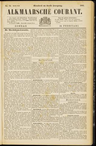 Alkmaarsche Courant 1901-02-24